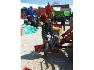 2012 Tuyap Konya Agriculture, Agricultural, Mechanization and Field Technologies Exhibitions