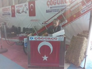 2014 Tuyap Konya Agriculture, Agricultural, Mechanization and Field Technologies Exhibitions