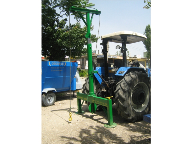 Water Pump Pulling Out Machine