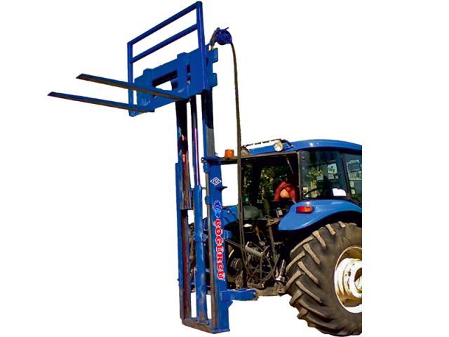 Traktör Arka Forkliftler